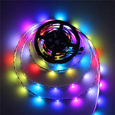 """Светодиодная LED лента SMART 12V PROLUM IP20 5050\60 Series """"SMART"""", RGB, фото 3"""