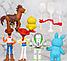 """Набор фигурок """"История игрушек  4"""" от Дисней - Toy Story 4, Disney/Pixar, фото 2"""