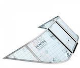 Ветровое стекло Прогресс 2 (Стандарт П) материал ПОЛИКАРБОНАТ P2 Standard K, фото 3