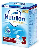 Суміш молочна Nutrilon 3 (з 12 до 18 місяців), 600 г