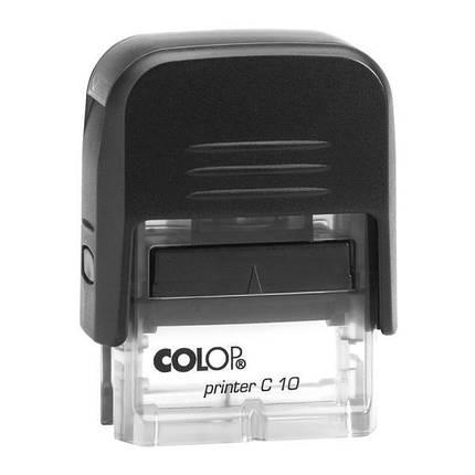 Оснастка Colop C 10 для штампа 10x27 мм, фото 2