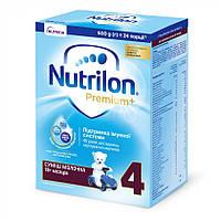 Суміш молочна NUTRILON 4 дитяче молочко від 18 місяців, 600 г