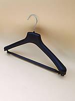 Вішак - плечики для жіночого одягу з перекладиною та протиковзаючою губкою