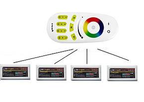 Контроллер RGB Mi Light RF 4 zone, 18A, Блок управления, фото 2