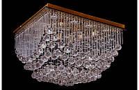 Потолочная люстра с Led подсветкой,пультом Ls507-60