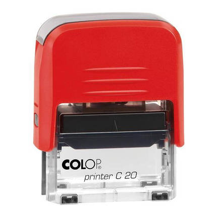 Оснастка Colop C 20 для штампа 14x38 мм, фото 2