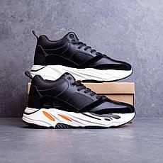 Мужские ботинки Стилли Буст 700 Pobedov (черные), фото 2