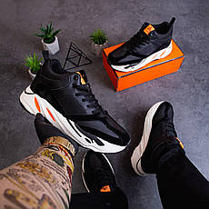 Мужские ботинки Стилли Буст 700 Pobedov (черные), фото 3