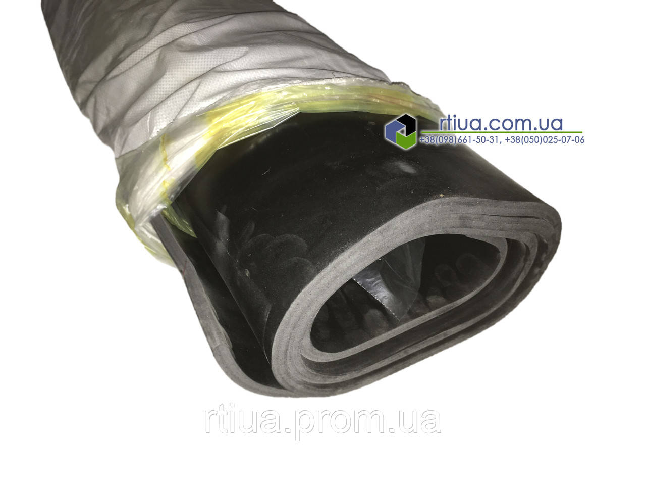 Техпластина резиновая ТМКЩ 3 мм - 1,3 м - 7,6 м.п.