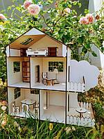 Ігровий будиночок для LOL Домик для ЛОЛ и Пеппы , игровой кукольный домик.