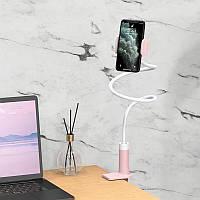 Настольная подставка Hoco PH23 Balu Mobile Pink/White