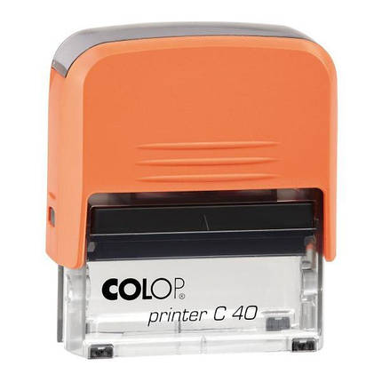Оснастка Colop C 40 для штампа 23x59 мм, фото 2