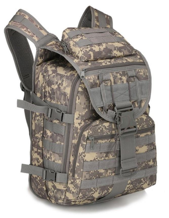 Рюкзак тактический Tactical Pro штурмовой рейдовый армейский 35л пиксель