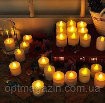 Свечи электронные светодиодные, фото 2