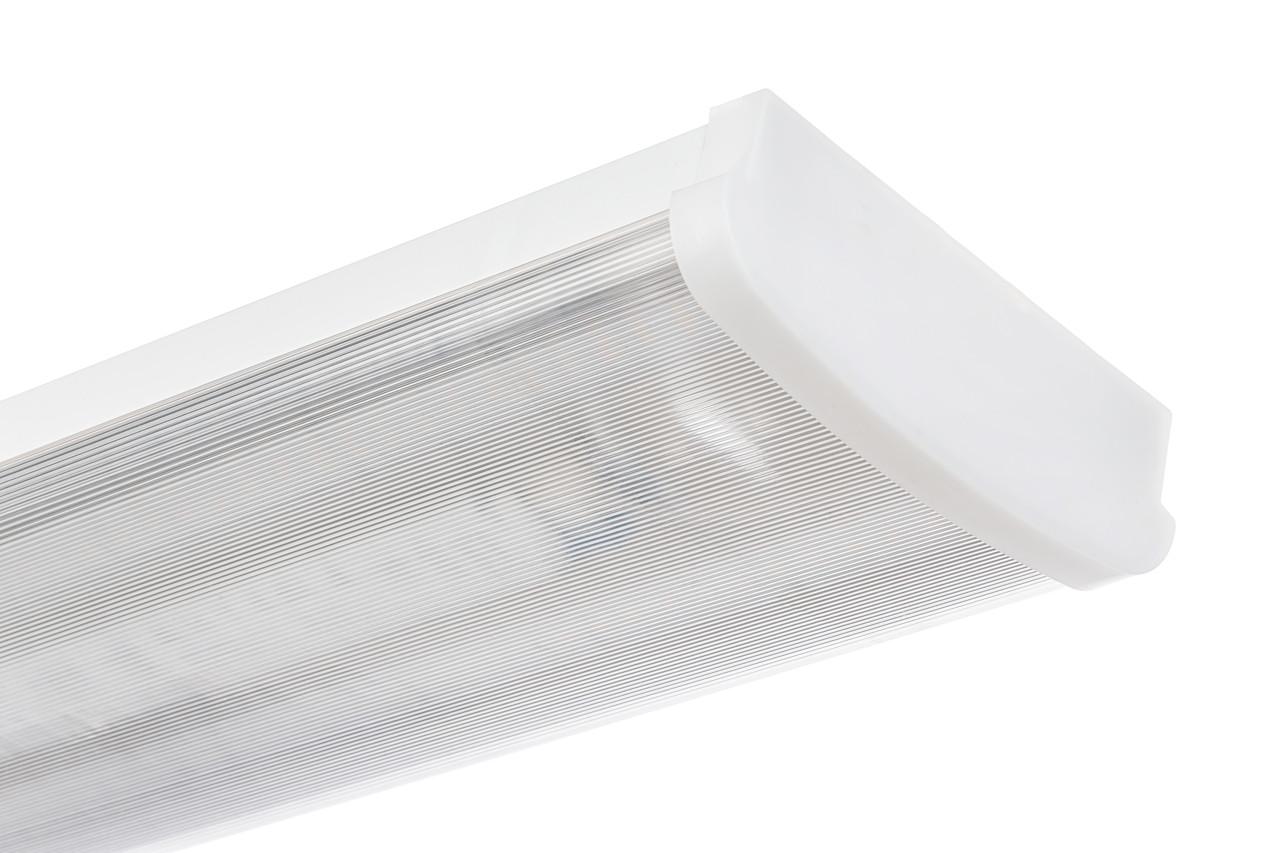 Світильник лінійний накладний 36W LED MITZ D090 3000K/4000K 600мм прози 230V IP20 Mark1