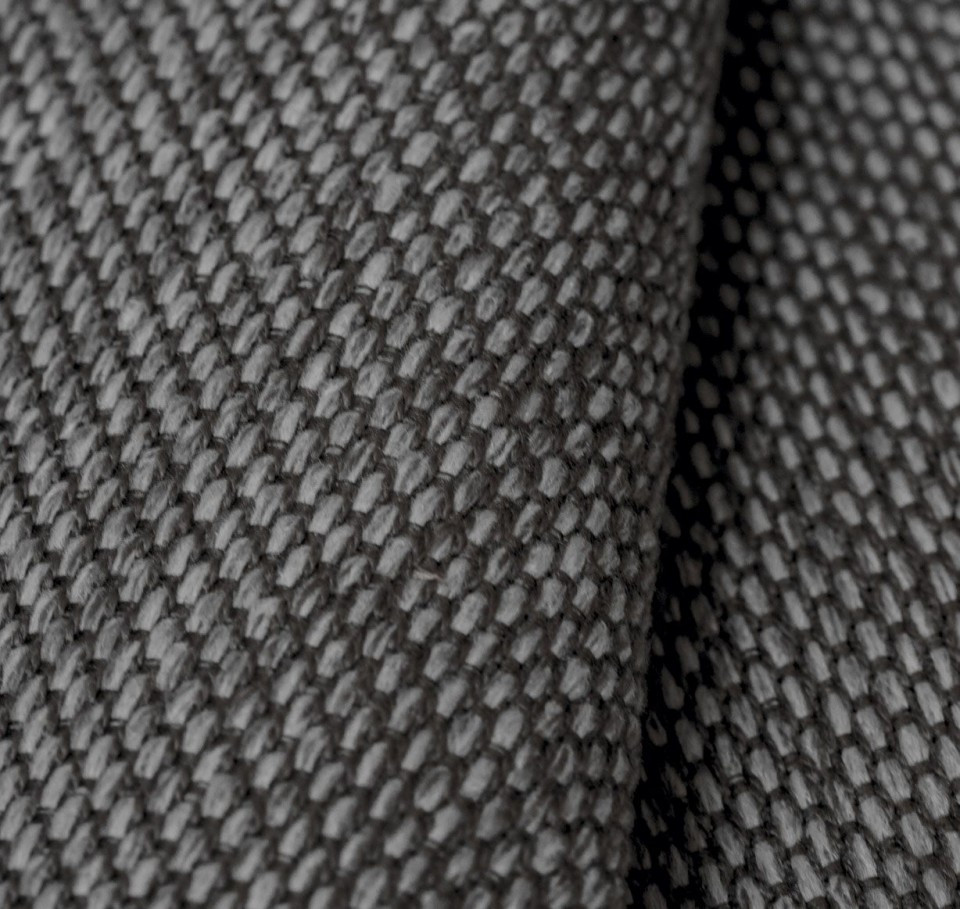 Мебельная ткань рогожка BRIX