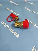Головка воздушная соединительная универсальная М22*1,5 красная MG35671 муфта