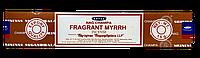 Пыльцовые благовония Наг Чампа Аромат Мирры, Ароматна Мирра Nag Champa Fragrant Myrrh