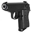 Пистолет металлический ZM 02 на пульках, фото 2