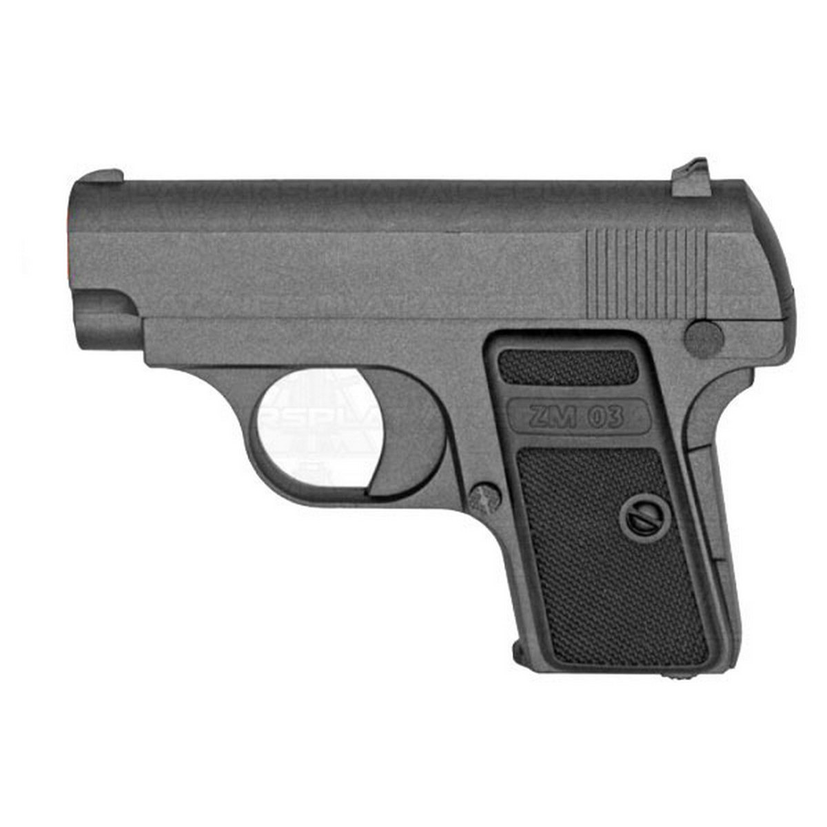 Игрушечный пистолет CYMA ZM03 / ЗМ 03 на пульках