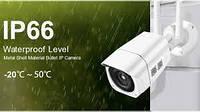 Поворотная уличная камера Уличная 4G камера ZILNK DH57H 5 МП 1080p оптика Sony (c СИМ КАРТОЙ)