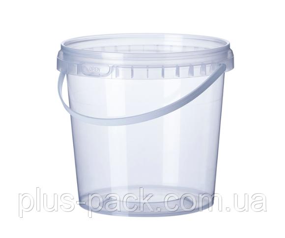 Ведра пластиковые для пищевых продуктов Vital-Plast