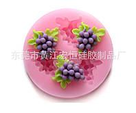 """Молд силиконовый """"Гроздья винограда"""", 4,8*1,5 см."""