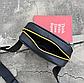 Поясная сумка Adidas из PU кожи. Бананка на пояс Adidas., фото 8