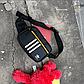 Поясная сумка Adidas из PU кожи. Бананка на пояс Adidas., фото 10