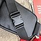 Поясная сумка Adidas из PU кожи. Бананка на пояс Adidas., фото 9