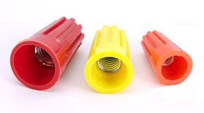 Ковпачок ізоляційний для скручування дроту P75 (100шт)