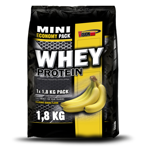 Протеин Vision Whey Protein (1800g)