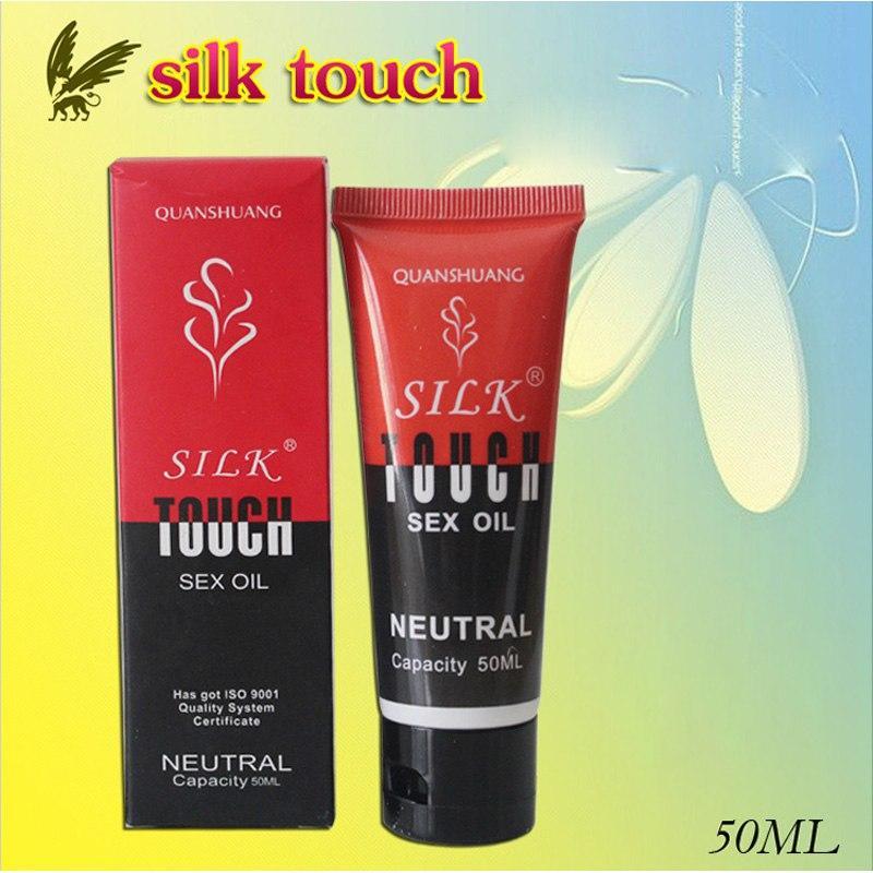 Лубрикант смазка Silk Touch 50 мл