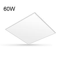 Светодиодная панель 60W VIDEX 600*600 встраиваемая под армстронг матовая 4100К/6000K, фото 1