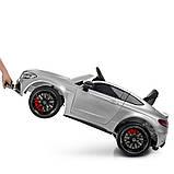 Електромобіль дитячий Mercedes M 4010 Мерседес, Сірий фарбований, фото 3