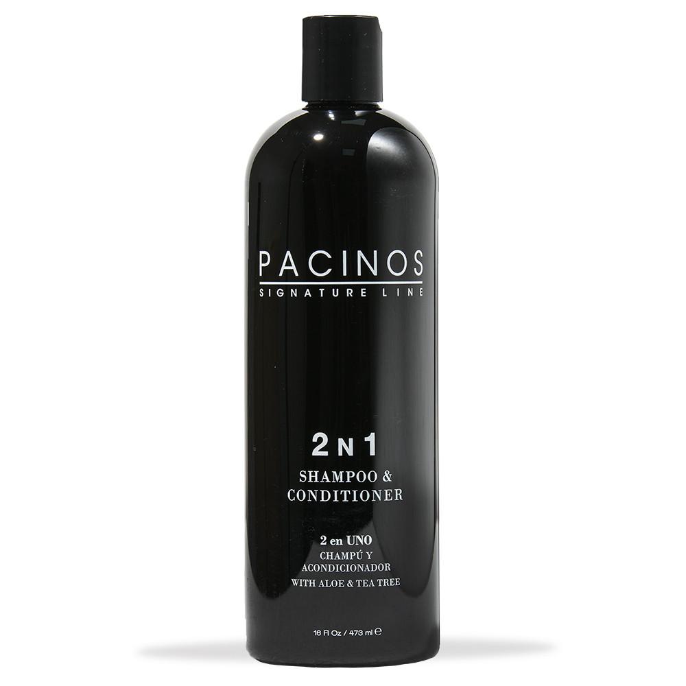 Шампунь и кондиционер Pacinos 2в1 Shampoo&Conditioner 473мл