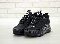 Мужские черные кроссовки Nike Air Max 720 818