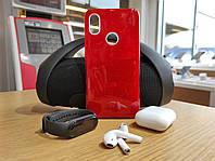 Xiaomi Redmi S2 чехол силиконовый красный