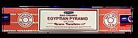 Натуральные пыльцовые ароматические палочки Наг Чампа Египетские Пирамиды очарование востока, фото 1