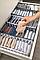 Комплект из органайзеров 3шт для хранения нижнего белья, органайзер для одежды, фото 10