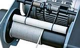 Лебедка электрическая HUCHEZ PRIMO 2000 кг - регулятор низкого напряжения, трехфазный, фото 3