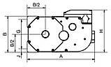 Лебедка электрическая HUCHEZ TRBoxter INOX версия из нержавеющей стали 990 кг, фото 3