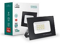 Прожектор Titanum IP65 10W 6000K 220V (TLF106), фото 1