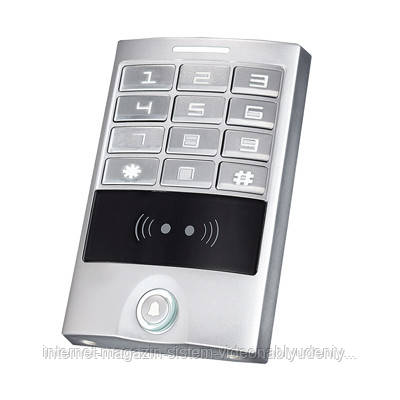 Кодовая клавиатура Yli Electronic YK-1168B (107156)