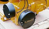 Лебедка электрическая HUCHEZ с большой грузоподъемностью TE 600 кг/22 м /мин, регулятор скорости, фото 5