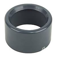 Редукционное кольцо ПВХ Era 50x63 мм (редукция короткая)