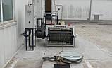 Лебедка электрическая HUCHEZ коаксиальная PL5000 кг/24м/мин/регулятор скорости, фото 5