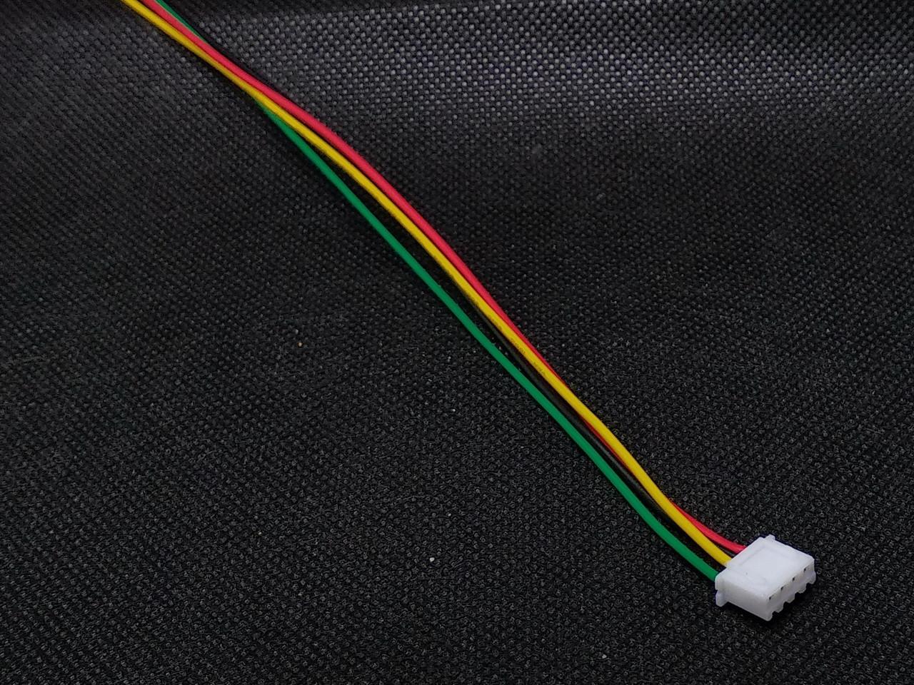 Разъем XH2.54 4pin с проводами 30 см
