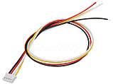 Разъем XH2.54 4pin с проводами 30 см, фото 2