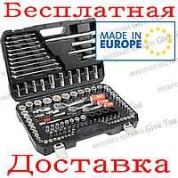 Набор инструментов для авто Yato 120 предметов (YT-38801)